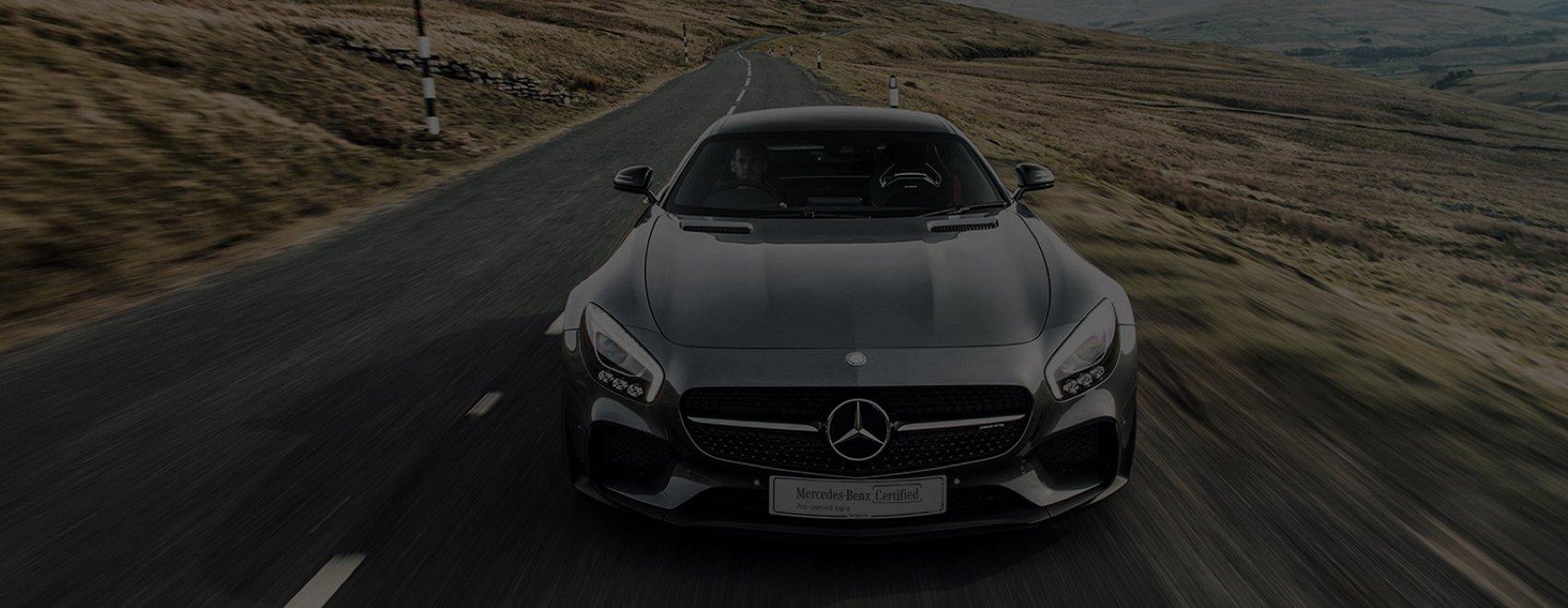 Brugte Mercedes-Benz<br>
